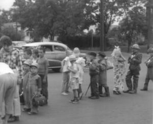 vintage Hi Jinx parade